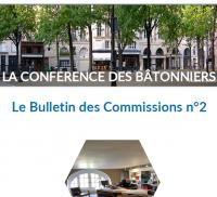 Bulletin des commissions #2